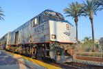 NPCU on a Surfliner set