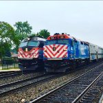 Metra 114 and 192