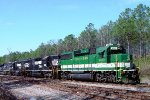 Southern Railway (Norfolk Southern) GP59 #4610, SD40-2 #3212 and GP38-2 #5153 build G99's train