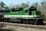 Southern Railway (Norfolk Southern) GP59 #4610 builds G99's train