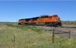 BNSF 5751 Northbound Manned Helpers