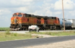 BNSF? SB freight out of Livonia heading for Avondale