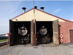 Strasburg Rail Road Engine Shed